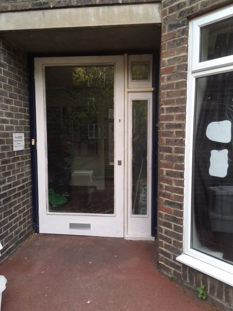 disabled access door bespoke london